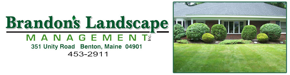 Landscaping Waterville Maine